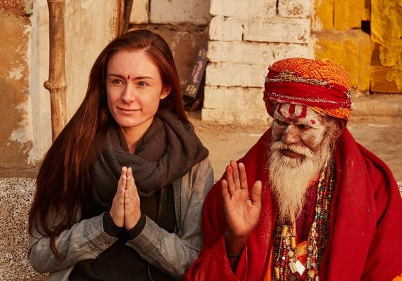 A Spiritual Journey Through India: Sights, Yoga, Culture & Ceremony