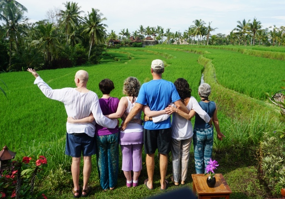 A Journey Within to Bali