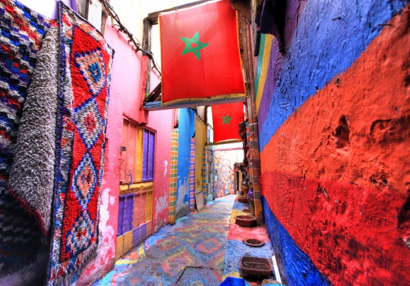 POSTPONED: Mint Tea, Meditation & Magic in Morocco