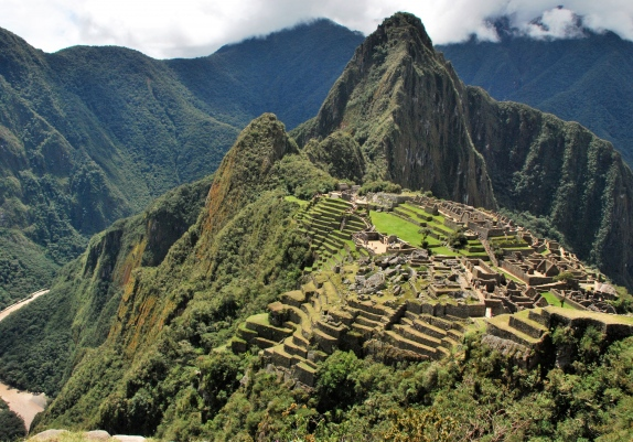 Expand with Yoga: Ceremony and Culture in Peru